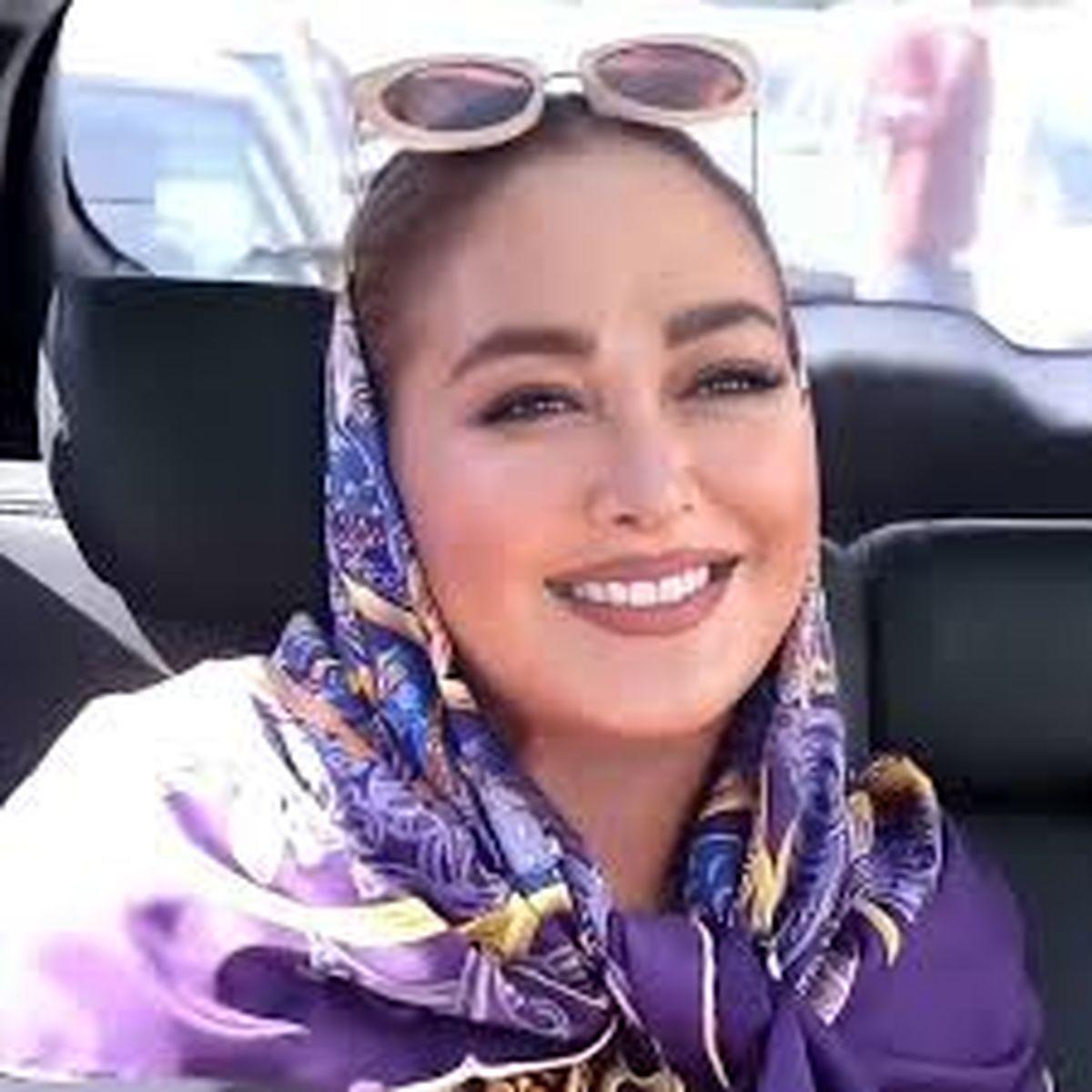 علت اصلی طلاق الهام حمیدی فاش شد + عکس همسرش