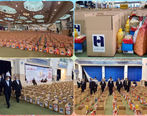 اهدای ۱۱۰ هزار بسته کمک مومنانه با مشارکت بانک صادرات ایران در پویش مهررضوی