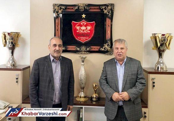 مسئیولیت جدید علی پروین در فوتبال