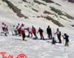 اعزام کوهنوردان به محل سقوط هواپیمای یاسوج