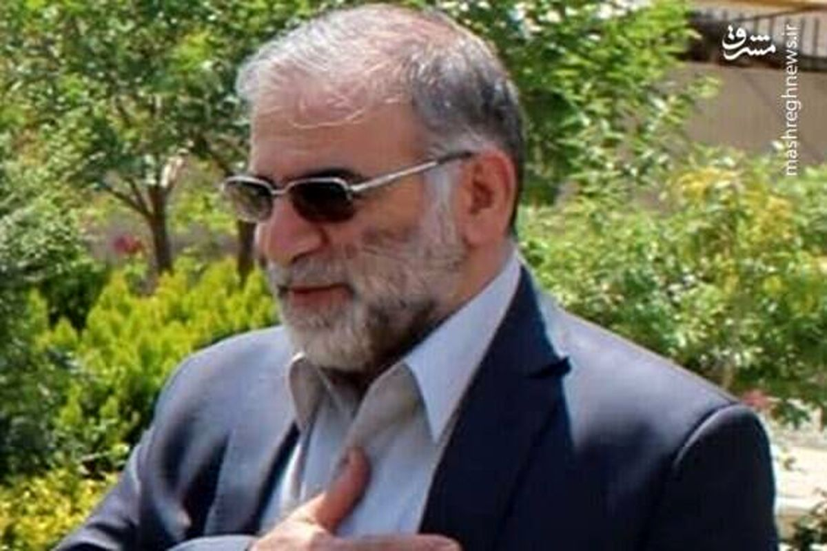 نامگذاری خیابانی در تهران بنام شهید فخری زاده