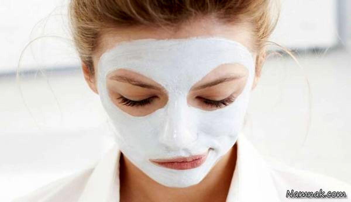 با این ماسک شگفت انگیز پوست کدر صورتتان را شاداب کنید