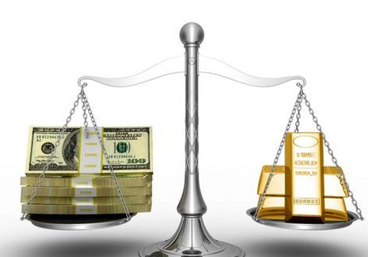 پیش بینی دو بانک بین المللی از روند قیمت طلا