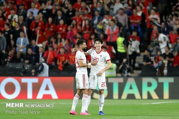 اسامی 15 بازیکن تعیین کننده در بازی ایران و ژاپن