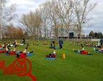 پایان کار ملی پوشان فوتبال ایران در اتریش