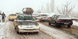 وقوع برف و کولاک در ۹ استان کشور