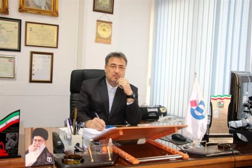 قدردانی مرکز حراست وزارت امور اقتصادی و دارایی از مدیر حراست بیمه دانا