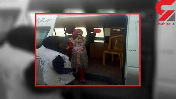 تجاوز بی رحمانه عمو به برادرزاده 9 ساله اش در کرمانشاه / او یتیم بود! + عکس