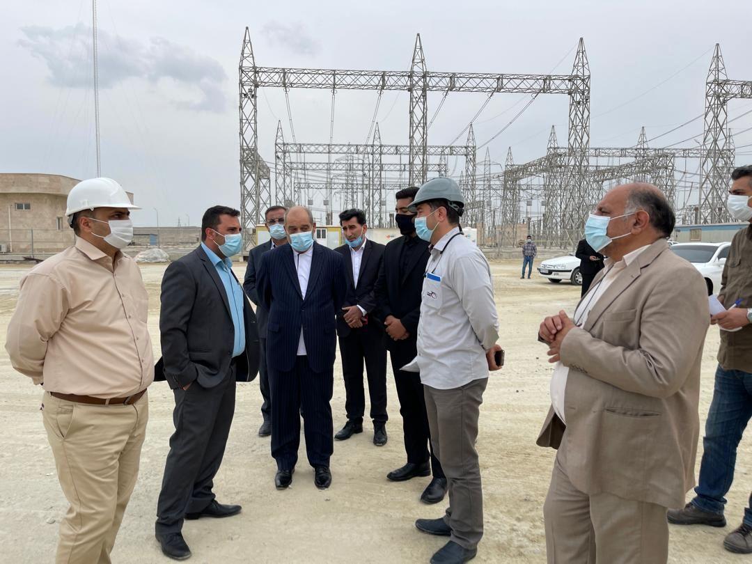 دورخیز قشم برای تامین 320 مگاوات برق جدید