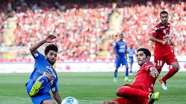 بازیکنان غایب استقلال و پرسپولیس در دربی