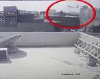 لحظه سقوط وحشتناک هواپیمای مسافربری پاکستان+ فیلم