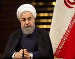 روحانی : ترامپ به فکر براندازی نظام ایران بود