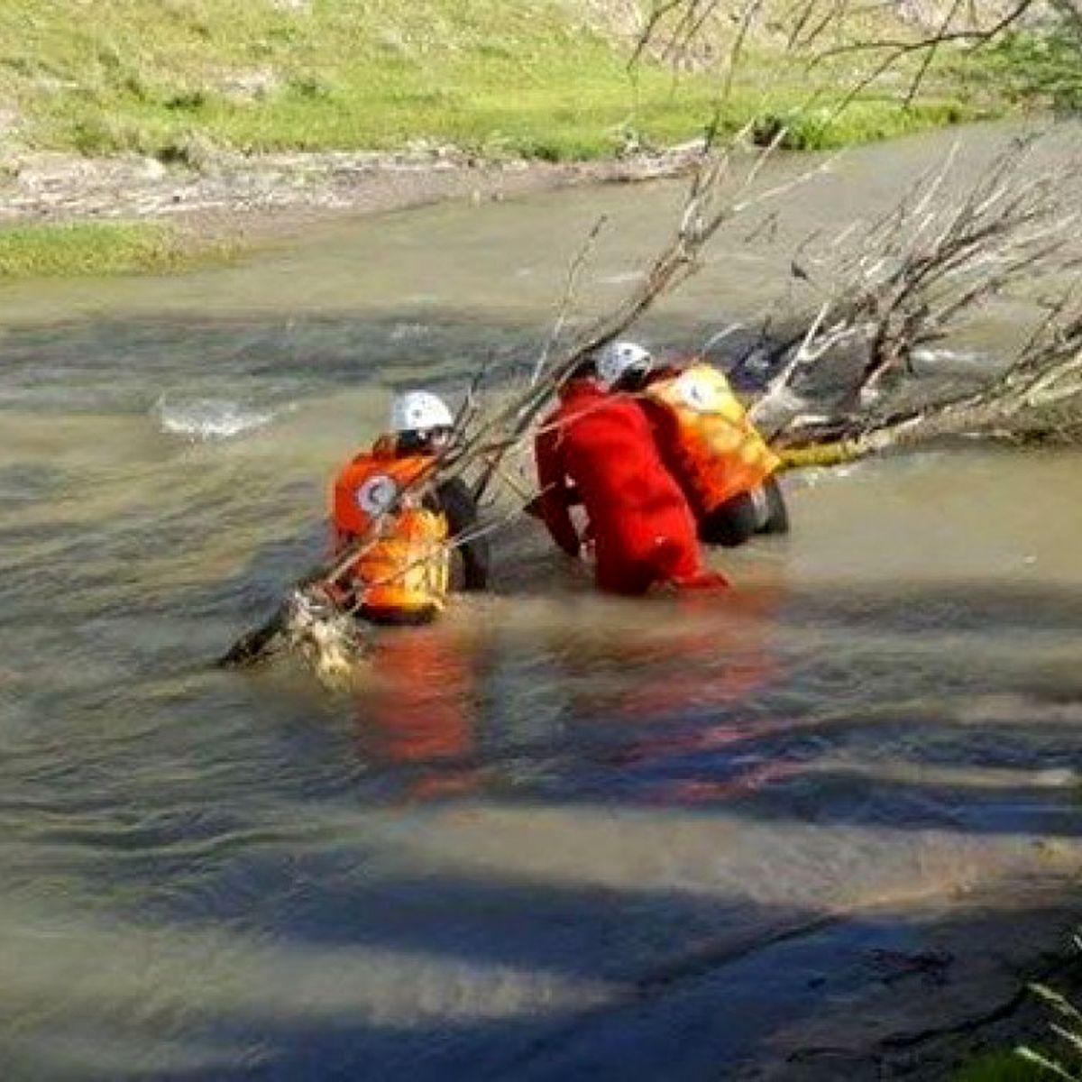 دختر جوان زیر پل دریاچه لواسان غرق شد + جزئیات