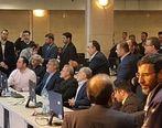 لاریجانی از ستاد انتخابات کشور بازدید کرد