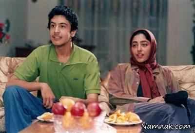 مهرداد صدیقیان و گلشیفته فراهانی در فیلم دیوار