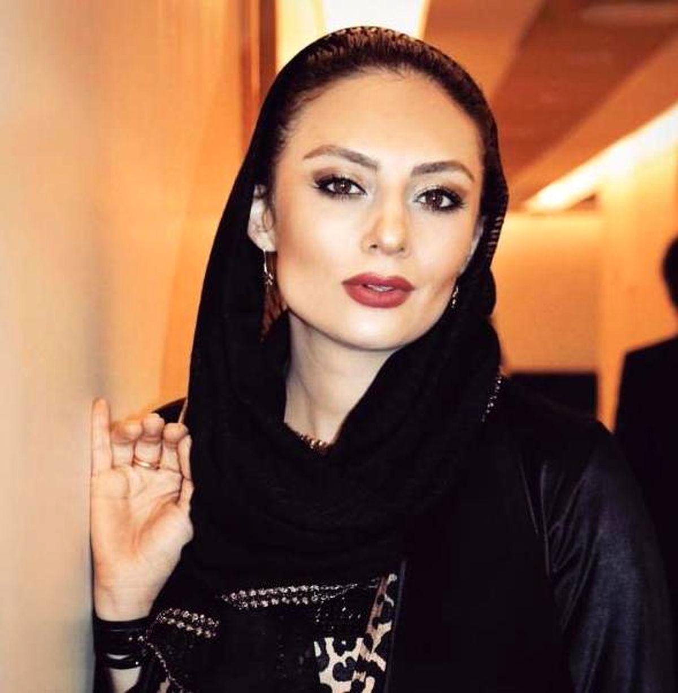 قاب عاشقانه یکتا ناصر و همسرش+عکس