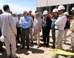 بازدید مدیرعامل شرکت مس از طرحهای توسعهای شرکت مس در استان کرمان