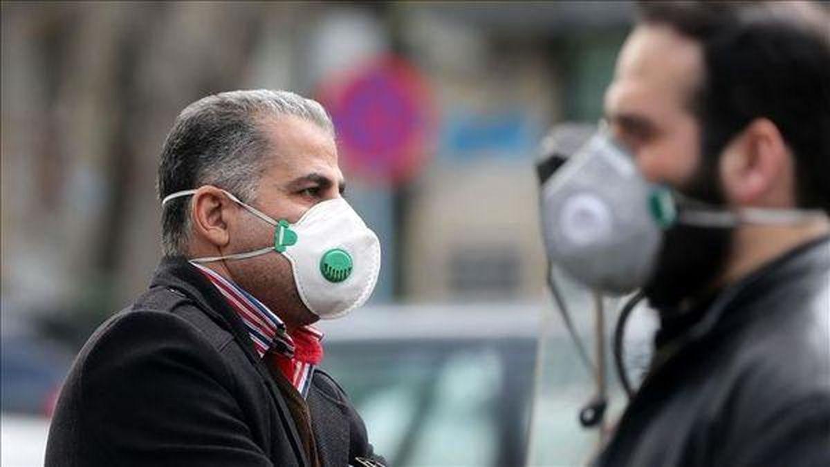 هشدار | ماسک خیس را عوض کنید
