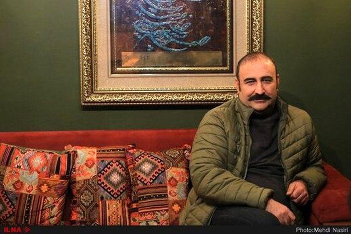 مهران احمدی در «کوسه» با پژمان جمشیدی همکار شد