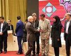 اعطای نشان عالی مدیر سال به مدیرعامل بانک کارآفرین