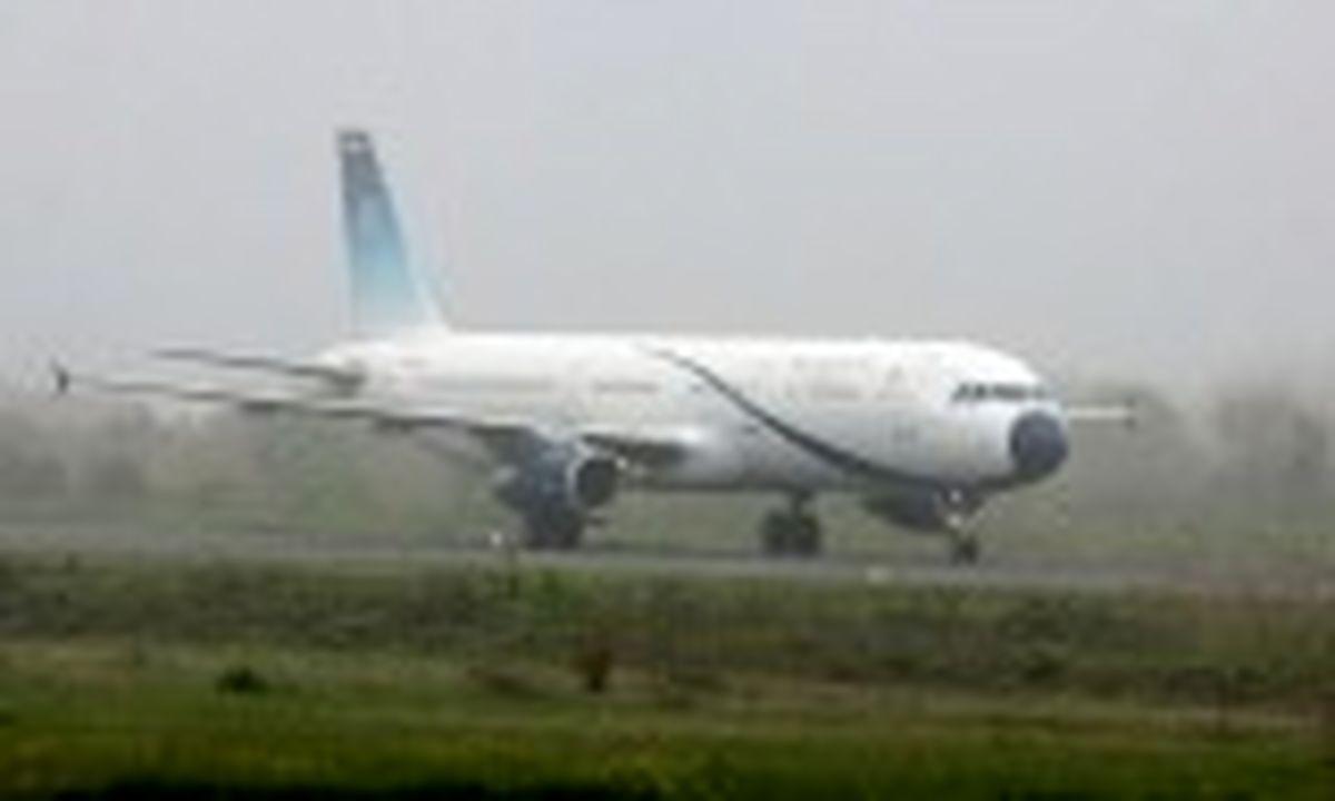 اطلاعیه پروازی فرودگاه مهرآباد