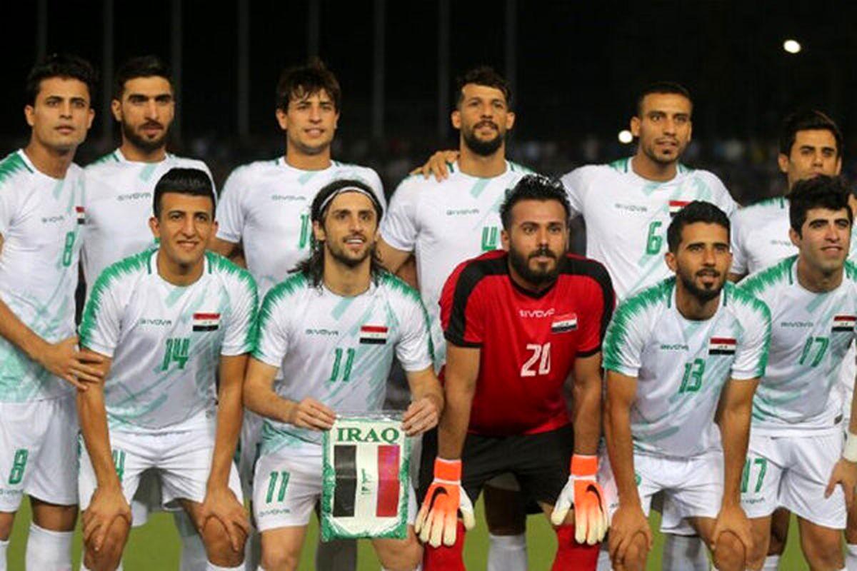 جام حذفی فوتبال عراق به خاطر بازی با ایران به تعویق افتاد