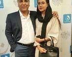 عکس جنجالی و لورفته از مهران مدیری در آغوش دختر جوان + بیوگرافی و تصاویر جدید