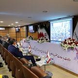 """برگزاری مراسم سالگرد تاسیس بیمه """"ما"""" با حفظ فاصله اجتماعی"""