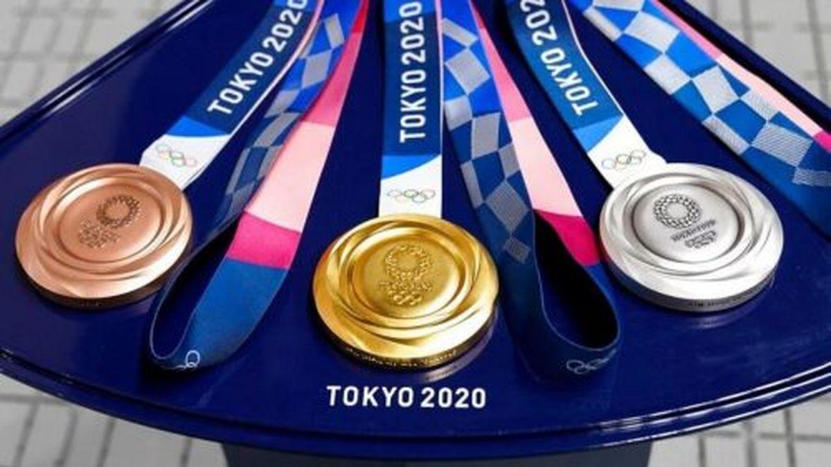 جدول مدالهای المپیک توکیو ۲۰۲۰ + جایگاه ایران