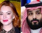افشای رابطه ولیعهد عربستان با یک بازیگر معروف + عکس