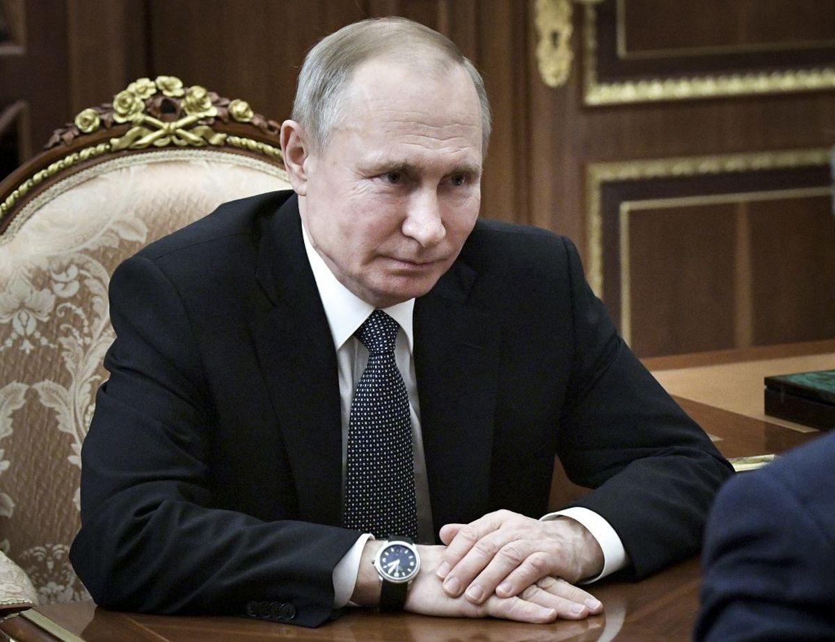جزئیات امضا طرح اصلاح قانون اساسی روسیه توسط پوتین