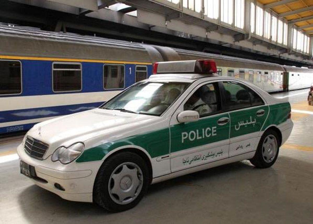 جان باختن دو مأمور پلیس در شیراز