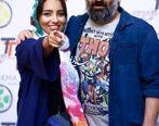 حمله مرد قمه کش به دختر مهراب قاسم خانی غوغا به پاکرد + عکس دیده نشده