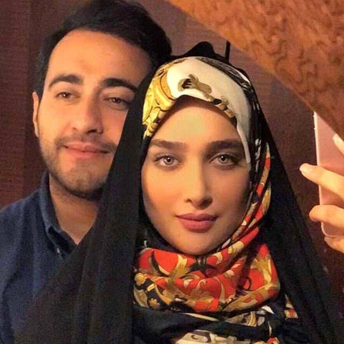 عروسی لاکچری آناشید حسینی و پسر سفیر ایران + تصاویر
