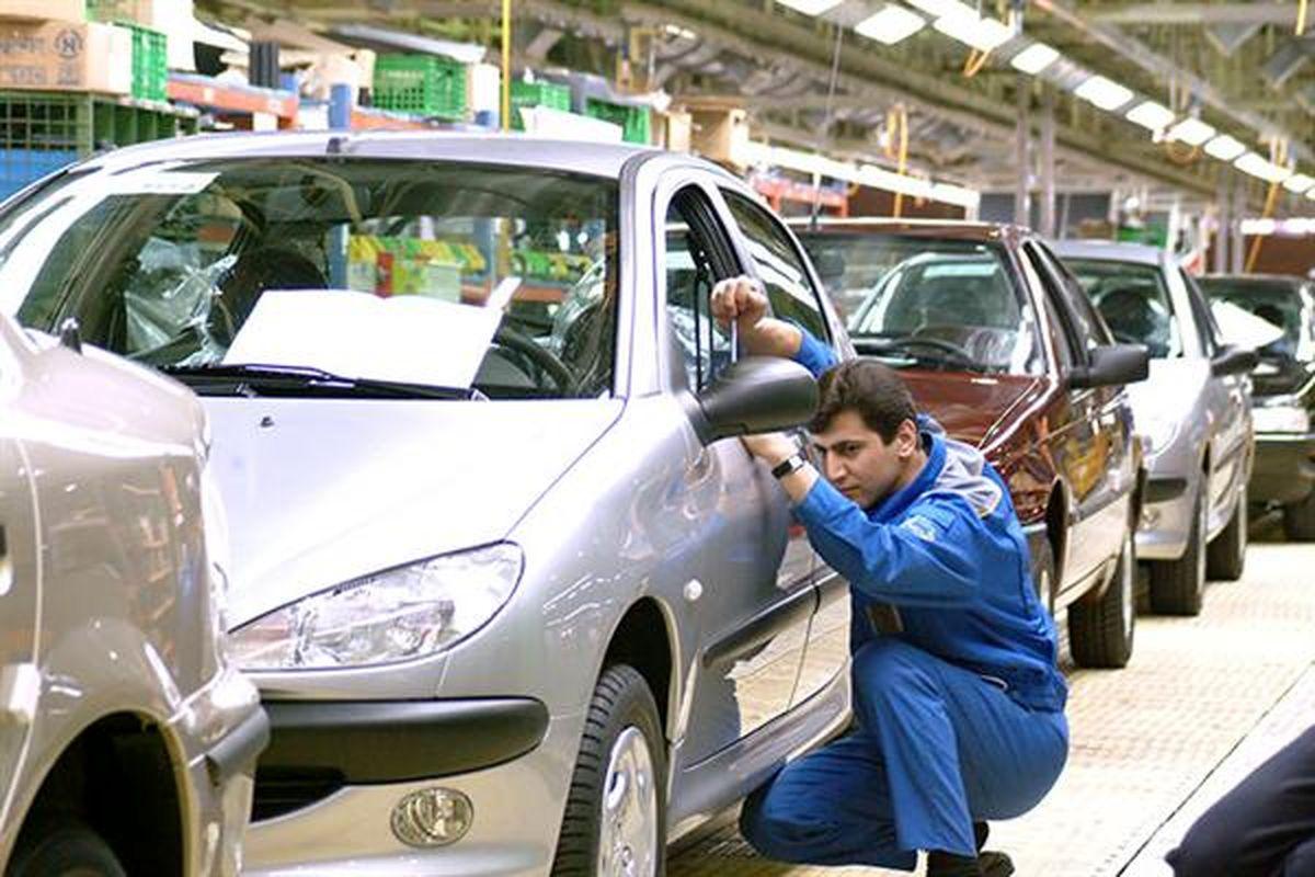 تنها خودروی پنج ستاره کشور در میان محصولات ایرانخودرو