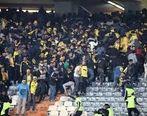 آمار مصدومین درگیری استادیوم آزادی