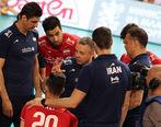 نتیجه بازی والیبال ایران و بلغارستان