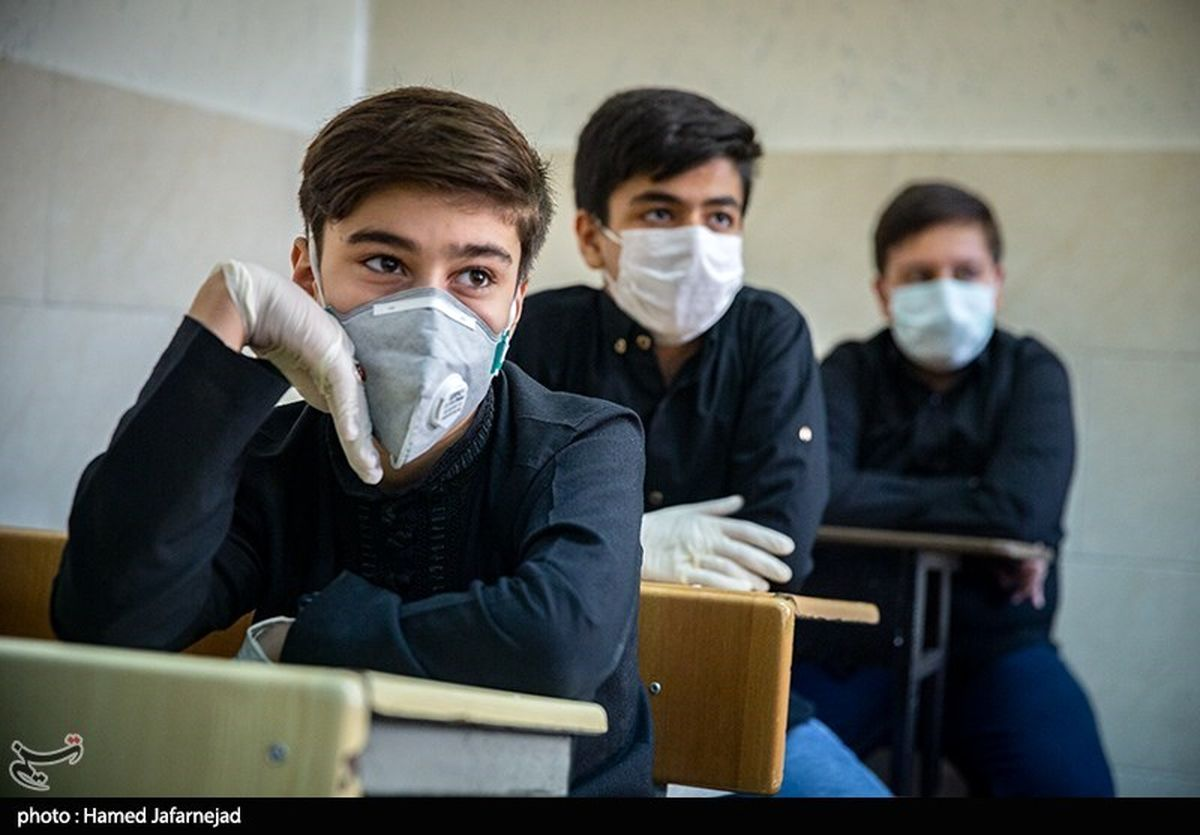 15 شهریور آغاز آموزش دانش آموزان سراسر کشور
