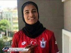 ستاره جوان فوتبال لژیونر شد