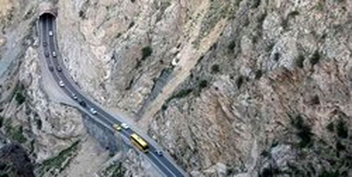 ممنوعیت های ترافیکی جاده هراز اعلام شد