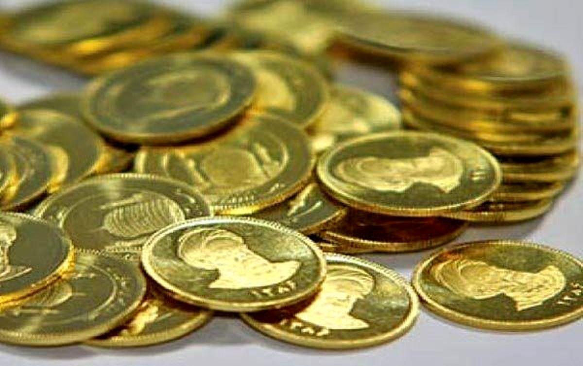 قیمت سکه امروز سه شنبه 31 تیر