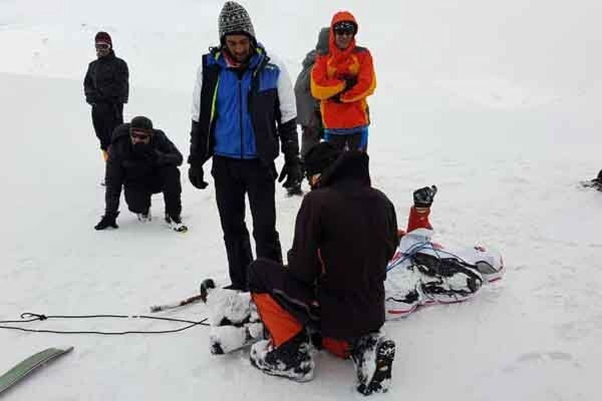 جسد کوهنورد مفقود شده پیدا شد