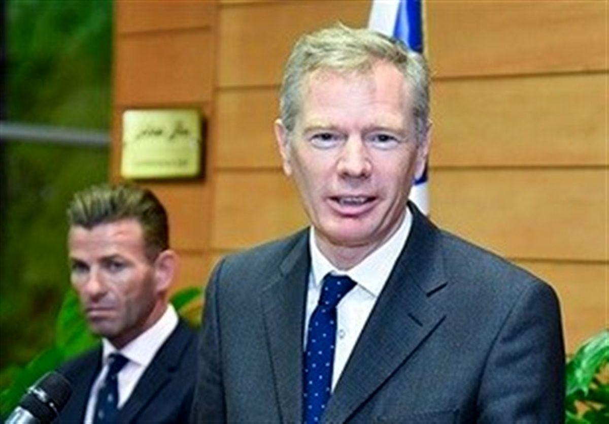 دلیل بازداشت سفیر انگلیس