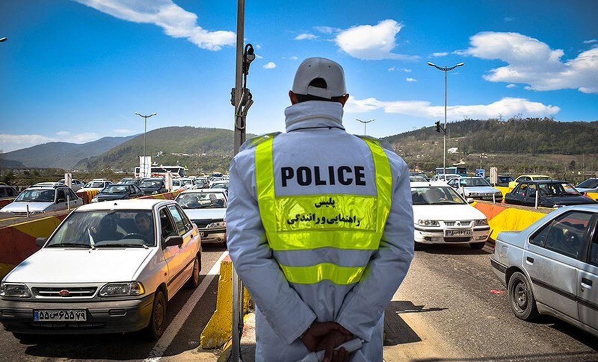 جلوگیری از ورود خودروهای غیربومی به مشهد