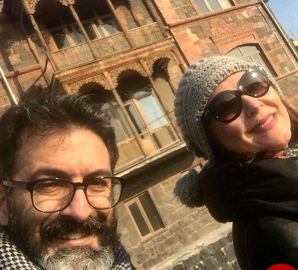 عکسهای دیده نشده از لاله اسکندری و همسرش + بیوگرافی و تصاویر