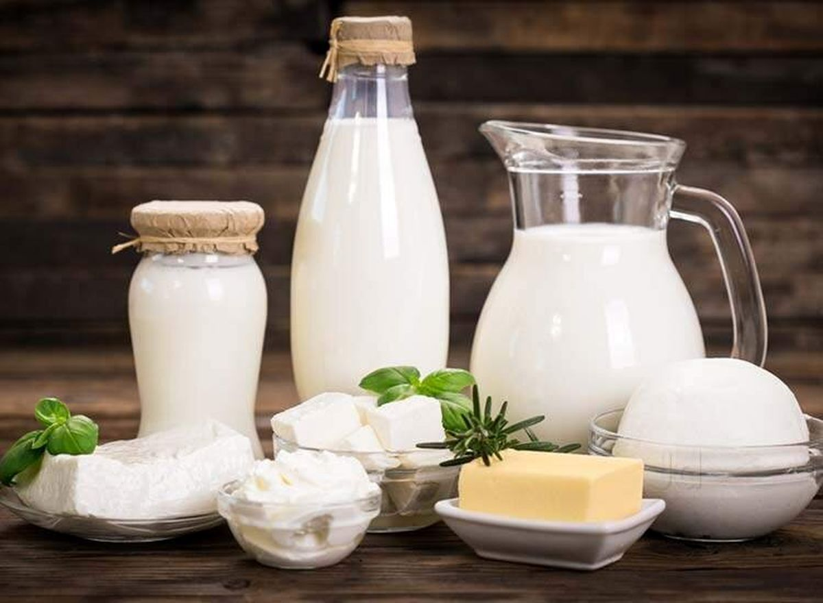 جایگاه لبنیات در سبد غذایی سه دهک بالایی جامعه به چه شکل است؟