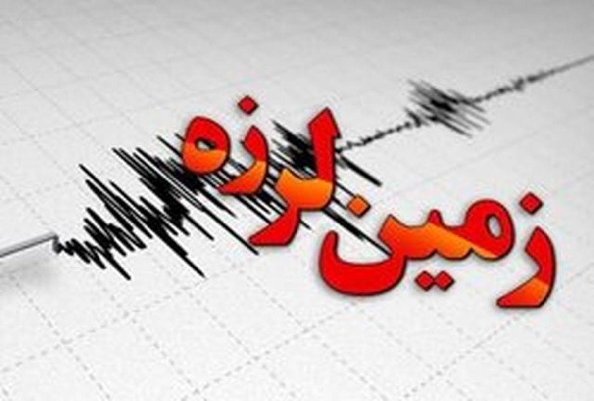 زلزلهی شدید در کرمان