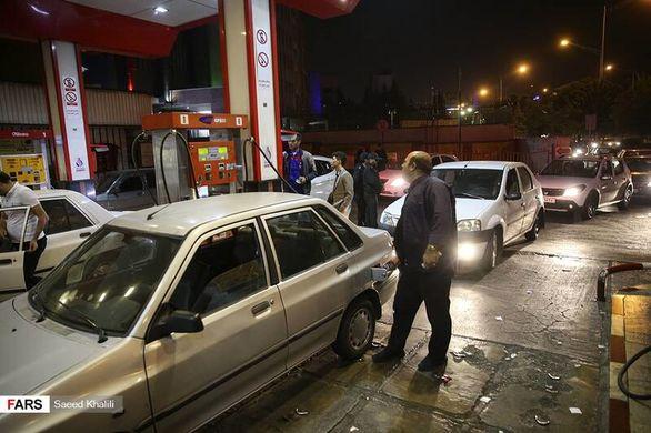 واکنش جالب کاربران فضای مجازی به گرانی بنزین + تصاویر