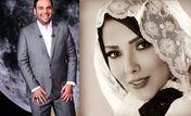 لیلا اوتادی همسر احسان علیخانی شد | عکس لیلا اوتادی در لباس عروس