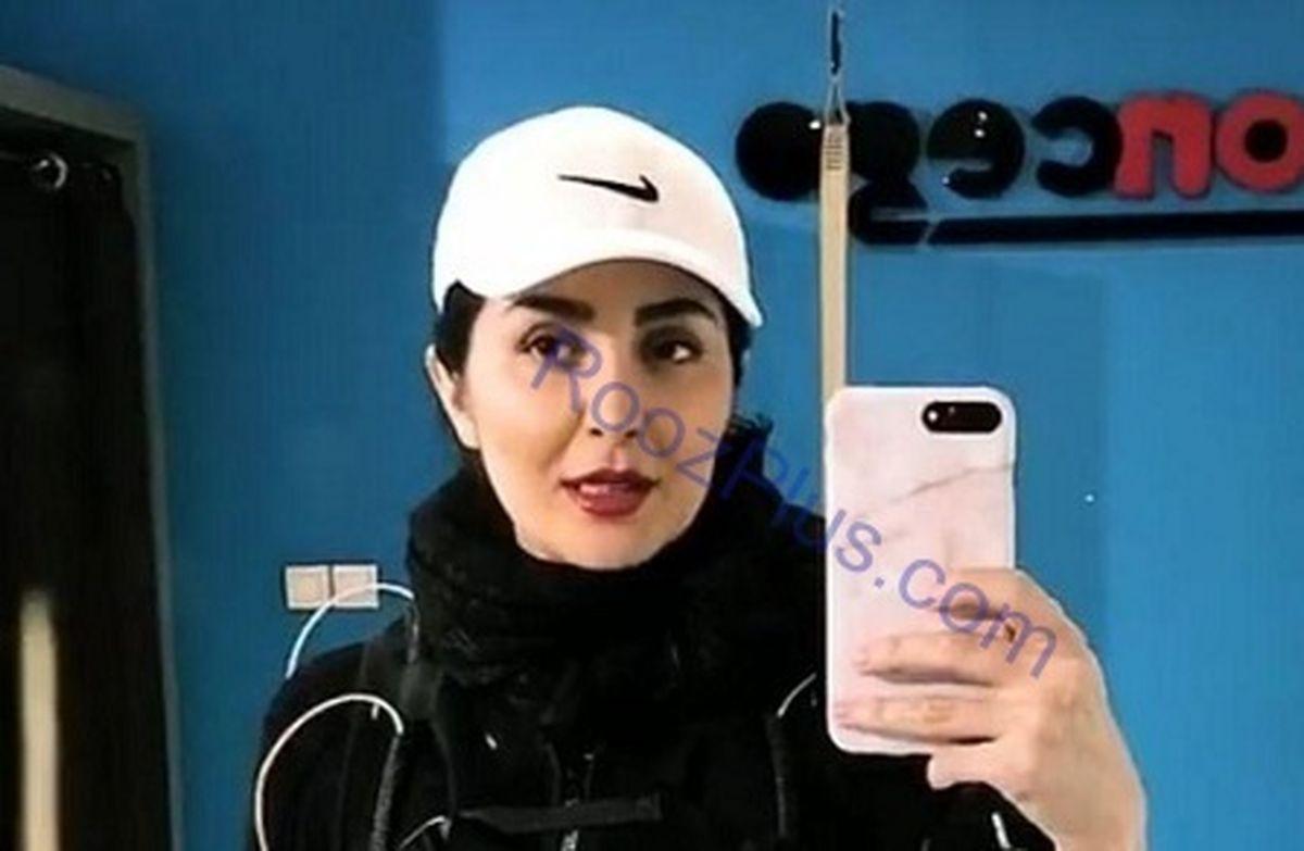 عکس های لو رفته و جنجالی از مریم معصومی بازیگر معروف در باشگاه + عکس و بیوگرافی